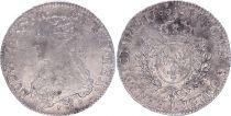 France Ecu Louis XVI aux branches d\'olivier - 1785 L