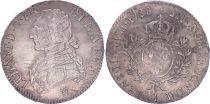 France Ecu Louis XVI aux branches d\'olivier - 1788 I