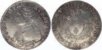 France Ecu Louis XVI Olive branch - 1778 Q Perpignan