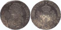 France Ecu Louis XVI Olive branch - 1780 N Montpellier