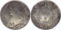 France Ecu Louis XVI Olive branch - 1781 Q Perpignan