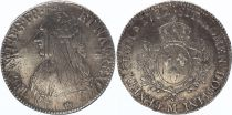 France Ecu Louis XVI Olive branch - 1782 M Toulouse