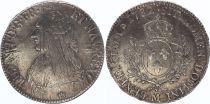 France Ecu Louis XVI Olive branch - 1782 M Toulouse