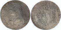 France Ecu Louis XVI Olive branch - 1783 A Paris