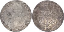 France Ecu Louis XVI with sprays   - 1779 Pau