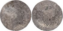 France Ecu Louis XVI with sprays   - 1780 Pau
