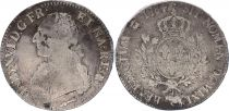 France Ecu Louis XVI with sprays   - 1784 Pau