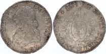 France Ecu Louis XVI with sprays - 1785  M Toulouse