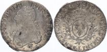 France Ecu Louis XVI with sprays - 1785L Bayonne