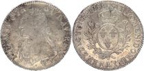 France Ecu Louis XVI with sprays - 1788 L Bayonne