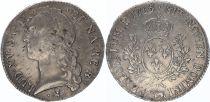 France Ecu of Bearn  Louis XV with headband -  1765 Pau