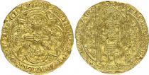 France Franc à Pied, Charles V (King since 1364 to 1380) - VF - Gold