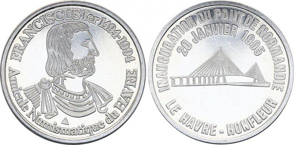 France François I - Pont de Normandie 1995