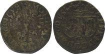 France Gros,  Duché de Lorraine - Henri II (1608-1624) - 2nd ex