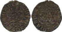 France Gros,  Duché de Lorraine - Henri II (1608-1624) - Nancy