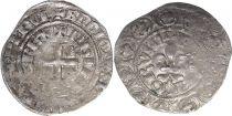 France Gros au lis Philippe VI - 1341-1342 Argent - 12ème exemplaire