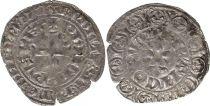 France Gros au lis Philippe VI - 1341-1342 Argent - 6ème exemplaire