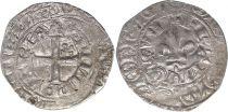 France Gros au lis Philippe VI - 1341-1342 Argent - 8ème exemplaire