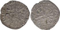 France Gros au lis Philippe VI - 1341-1342 Silver - 5 th ex.