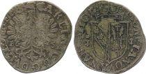 France Gros de Nancy, Duché de Lorraine - Charles IV et Nicole (1624-1625) - 5 ème ex