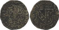 France Gros de Nancy, Duché de Lorraine - Charles IV et Nicole (1624-1625) - TTB