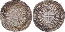 France Gros Tournois, à l\'O Rond - Philippe IV - 1290-1295 - Argent - 11ème ex