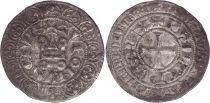 France Gros Tournois, à l\'O Rond - Philippe IV - 1290-1295 - Argent - 3ème ex