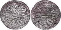 France Gros Tournois, à l\'O Rond - Philippe IV - 1290-1295 - Argent - 4ème ex