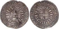 France Gros Tournois, à l\'O Rond - Philippe IV - 1290-1295 - Argent - 8ème ex