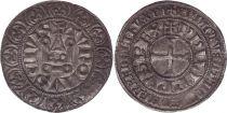 France Gros Tournois, à l\'O Rond - Philippe IV - 1290-1295 - Argent - 9ème ex