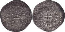 France Gros Tournois, O long - Philippe IV - 1290-1295 - Argent - 1er ex