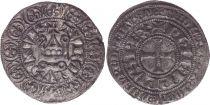 France Gros Tournois, O long - Philippe IV - 1290-1295 - Argent - 2ème ex
