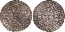 France Gros Tournois, O long - Philippe IV - 1290-1295 - Argent - 5ème ex