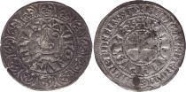 France Gros Tournois with O circle  - Philippe IV - 1290-1295 - Silver 2nd ex ex