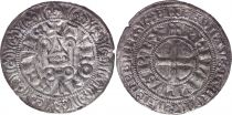 France Gros Tournois with O circle  - Philippe IV - 1290-1295 - Silver 4th ex