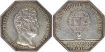 France Jeton  de notaire  - Louis Philippe I - Compagnie de Paris