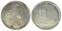 France Jeton Trésor Royal - Louis XV - 1752