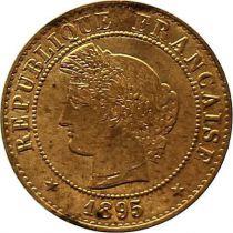 France KM.826.1 GAD.88 1 Centime, Cérès - Troisième République - 1895 A