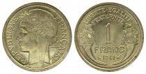 France KM.885 GAD.470 1 Franc, Morlon - 1941