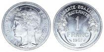 France KM.885.a.1 GAD.473.b 1 Franc, Morlon - 1957