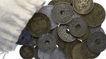 France Lot 50 pièces différentes - Années variées