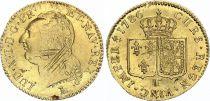 France Louis d\'or, Louis XVI - 1786 T Nantes - Gold