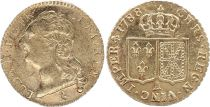 France Louis d\'or, Louis XVI à la tête nue - 1788 A Paris - TTB