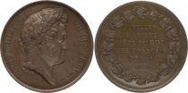 France Louis Philippe I - Ville d\'Amiens 1836