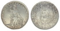 France Louis XIV - Normandie (Rouen) 1687
