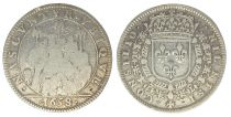 France Louis XIV Lorraine Prise de Montmédy - Conseil du Roi  - 1658