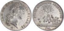 France Louis XV -  Secrétaire du Roi  - 1731