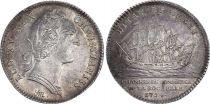 France Louis XV - Chambre de Commerce de La Rochelle  - 1754
