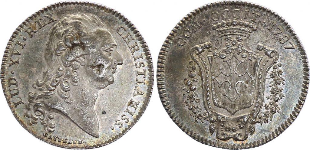 France Louis XVI -  Secrétaire du Roi  - 1776
