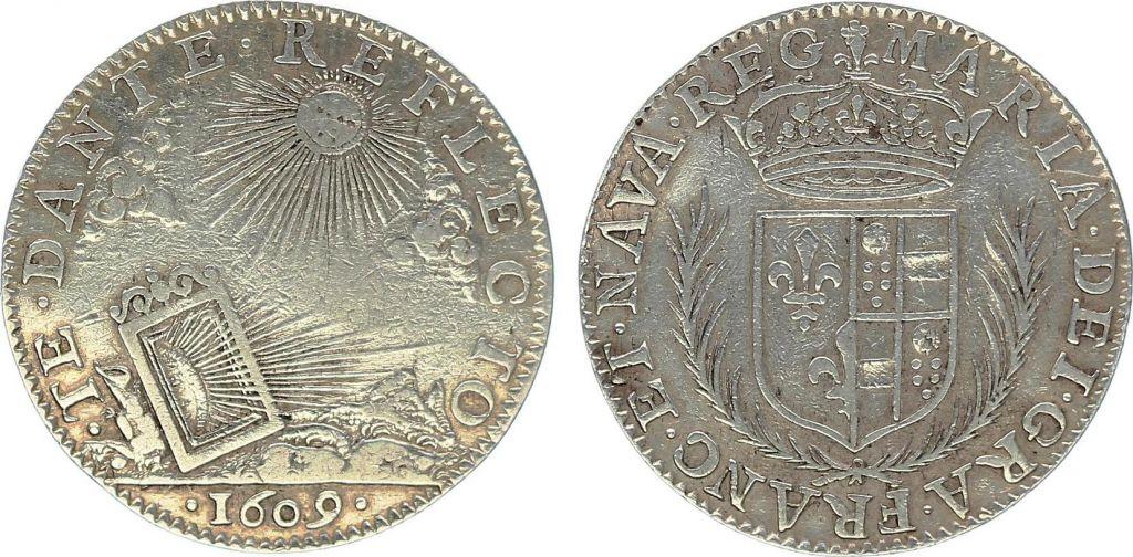 France Marie de Médicis - 1609